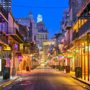 Bourbon Street, New Orleans © Sean Pavone | Dreamstime.com