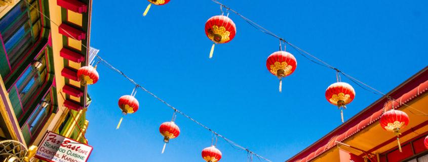 Chinatown, San Francisco © Michaelurmann | Dreamstime.com