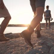 Family hike © Evgeniy Shkolenko | Dreamstime.com
