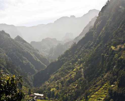 Mountain Expeditions, Jeep Tours, Northeast Island in Madeira, Portugal © Stillman Rogers