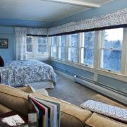 King Suite in Snowvillage Inn, Eaton New Hampshire © Stillman Rogers
