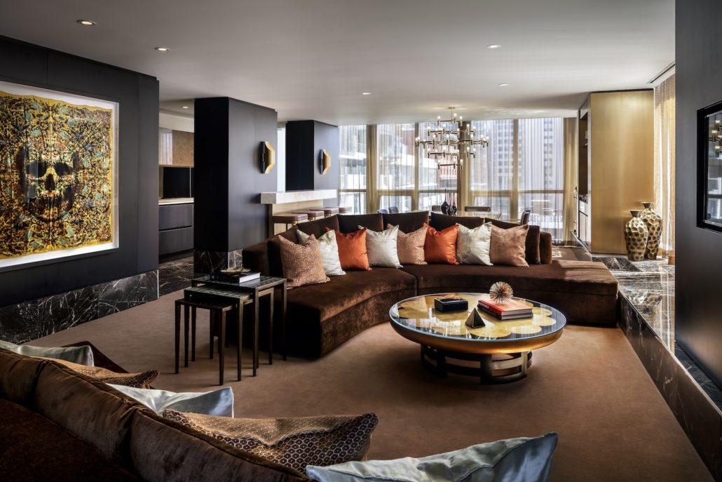 Bisha suite © Tourism Toronto