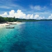 Havelock Beach, Port Blair, Andaman Islands, India © Taj Hotels