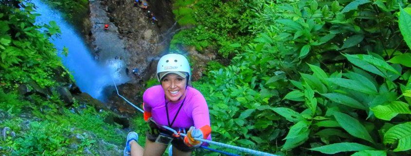 Rina Nehdar in Costa Rica © Rina Nehdar