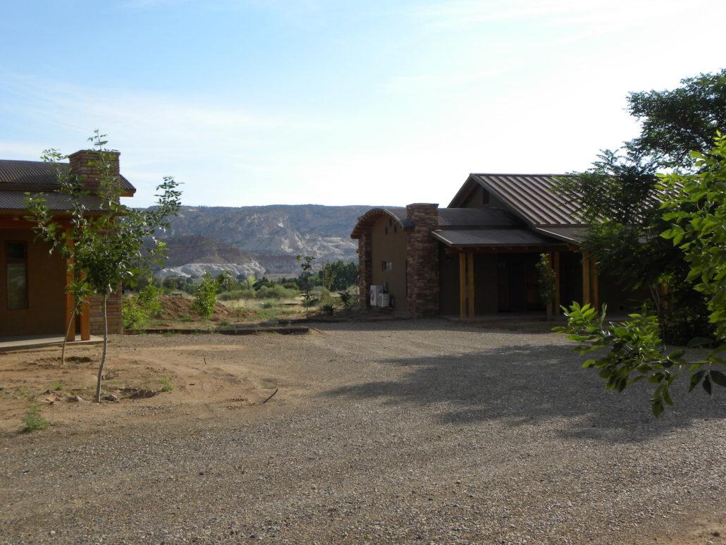 Entrada Escalante Lodge view © Entrada Escalante Lodge