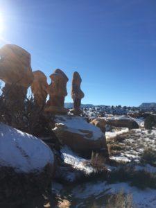 Devil's Garden, Escalante, Utah © Angelique Platas
