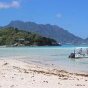 Seychelles Jolly Roger Beach