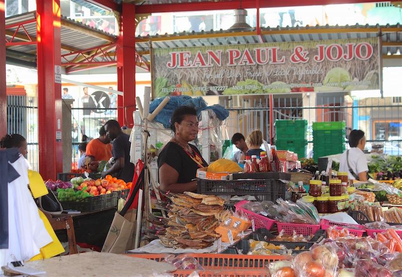 Seychelles Selwyn Market