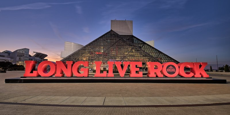 Long Live Rock Rock & Roll Hall of Fame © ThisIsCleveland.com