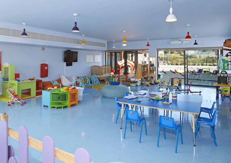 Raposinhos Kids Club at Martinhal Sagres Beach Family Resort © Martinhal Family Hotel and Resorts