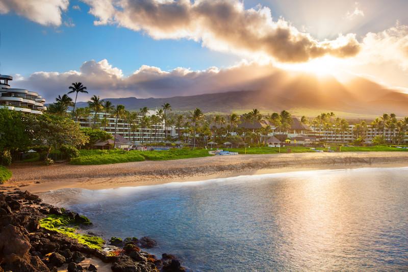 Sheraton Maui Resort & Spa Property © Sheraton Maui Resort and Spa