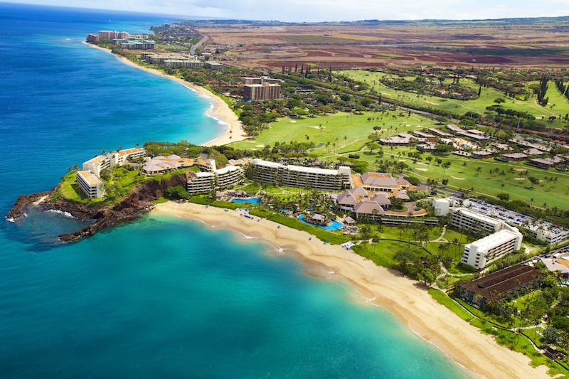 Sheraton Maui, Kaanapali © Sheraton Maui Resort and Spa