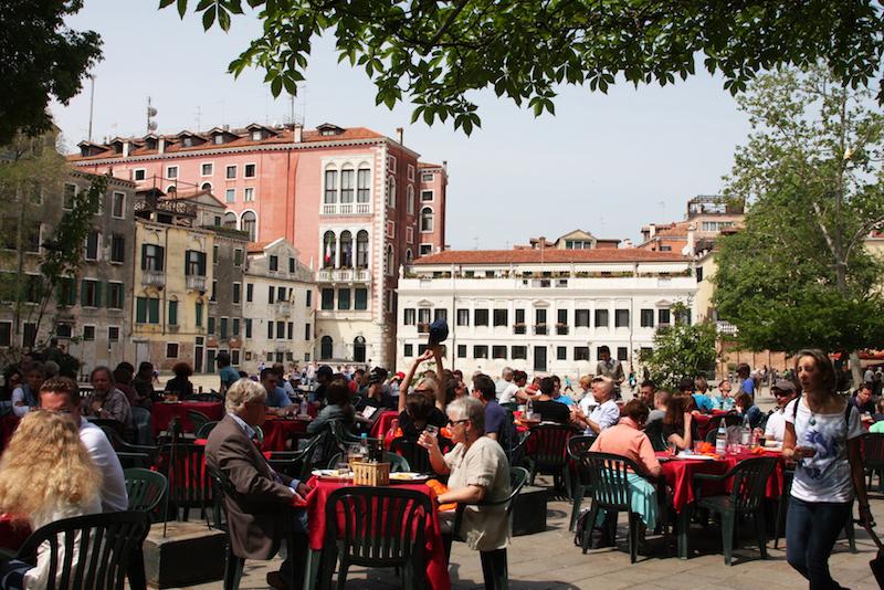Italy, Venice © Stillman Rogers