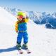 Winter skiing with the kids © Famveldman | Dreamstime.com