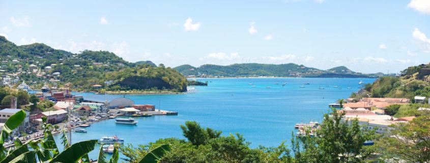 Caribbean Sea, Grenada Island © Claudio Bruni | Dreamstime.com