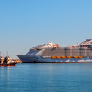 Cruising in Spain on the Symphony of the Seas © Opreanu Roberto Sorin | Dreamstime.com