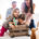 Family packing with children © Pojoslaw | Dreamstime.com