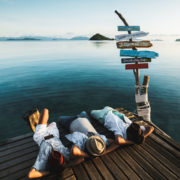 Family relaxing on vacation © Woraphon Banchobdi | Dreamstime.com