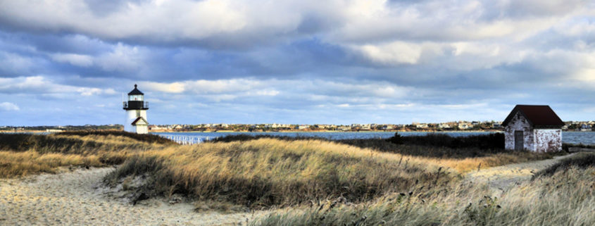 Brad's Point in Nantucket, Massachusetts © Donnie Shackleford | Dreamstime.com