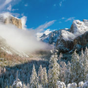 Winter at Yosemite National Park, California © F11photo | Dreamstime.com