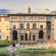 Uffizi Gallery in Florence © Datsenko Marina   Dreamstime.com