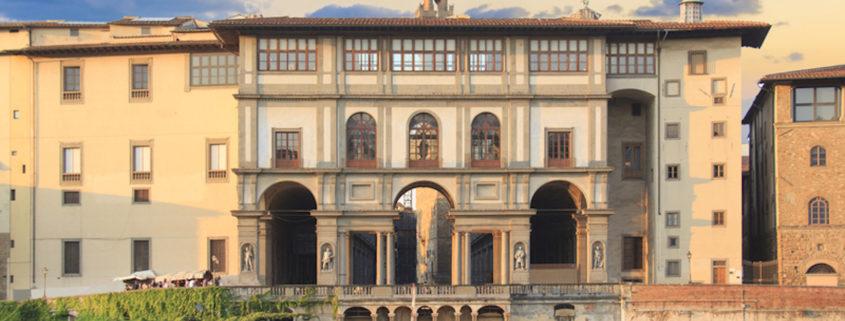 Uffizi Gallery in Florence © Datsenko Marina | Dreamstime.com
