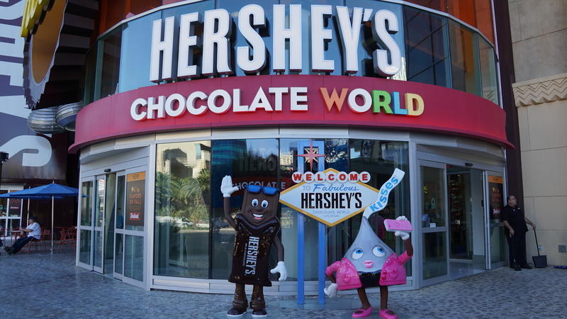 Hershey's Chocolate World © Ritu Jethani | Dreamstime.com
