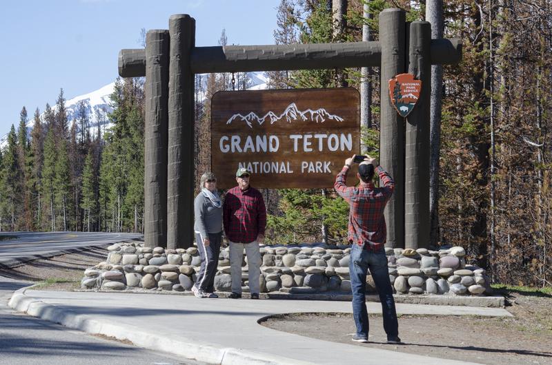 Grand Teton National Park © Lisa Mckown | Dreamstime.com