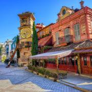 Tbilisi, Georgia © Xantana | Dreamstime.com