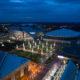Mercedes Benz Stadium in Atlanta © Felix Mizioznikov | Dreamstime.com