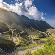 Orient Express Cycling in Transfagarasan, Romania © TDA Global Cycling