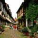Medieval streets in Gengenbach, Germany © Stillman Rogers