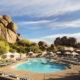 Relaxing by the pool © Boulders Resort & Spa