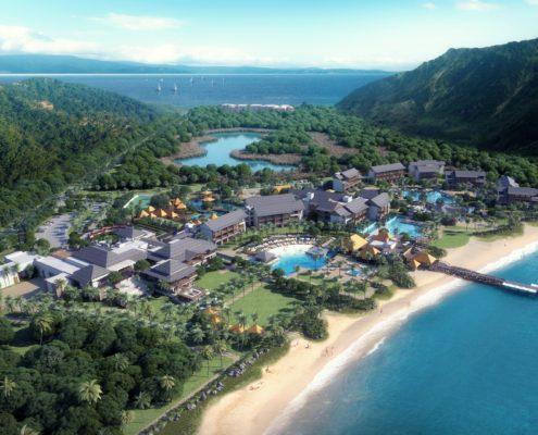 Resort and Property © Cabrits Resort & Spa Kempinski Dominica