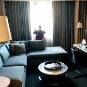 Hyatt Regency Los Angeles International Airport with families