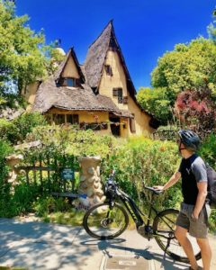 Touring L.A. © Bikes and Hikes