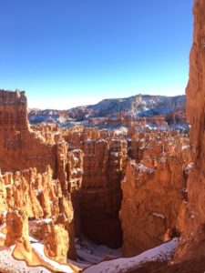 Winter at Bryce Canyon National Park © Angelique Platas