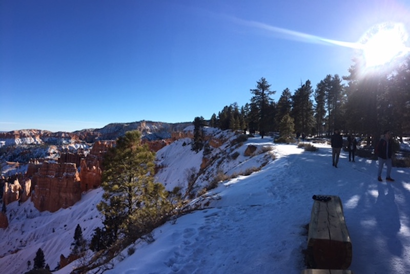 Sunset Ridge, Bryce Canyon National Park