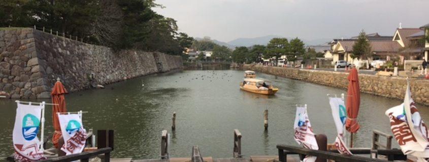 Matsue boating