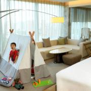Kid's room amenities
