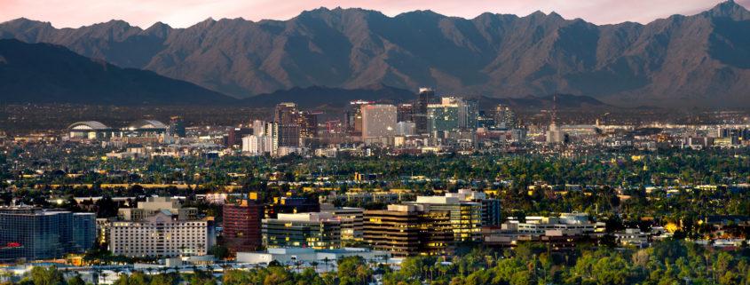 Phoenix Downtown © Visit Phoenix