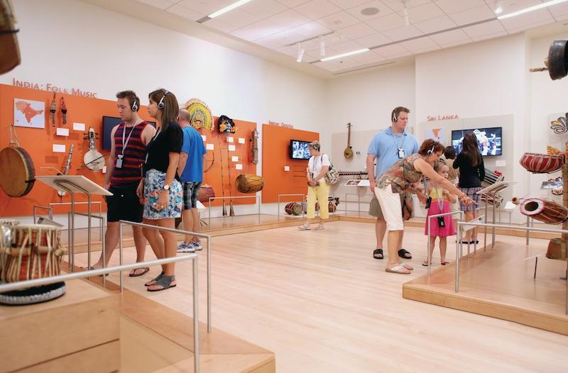 Musical Instrument Museum © Visit Phoenix