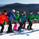 Skiers and boarders at Whitetail Mountain Resort, Washington D.C. © Liftopia Experiences