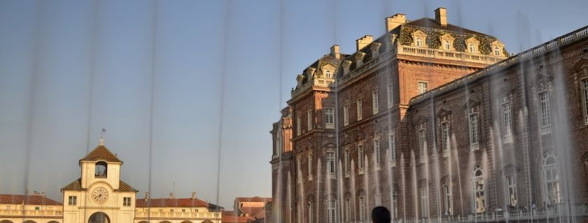 Venaria Reale, Turin with Kids © Massimo Parisi | Dreamstime.com