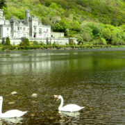 View of Kylemore Abbey in Connemara Galway © Brian Kelly | Dreamstime.com