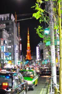 Roppongi, Tokyo, Japan © Radzian | Dreamstime.com