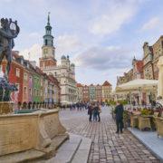 Poznań, Poland © Ryszard Stelmachowicz | Dreamstime.com