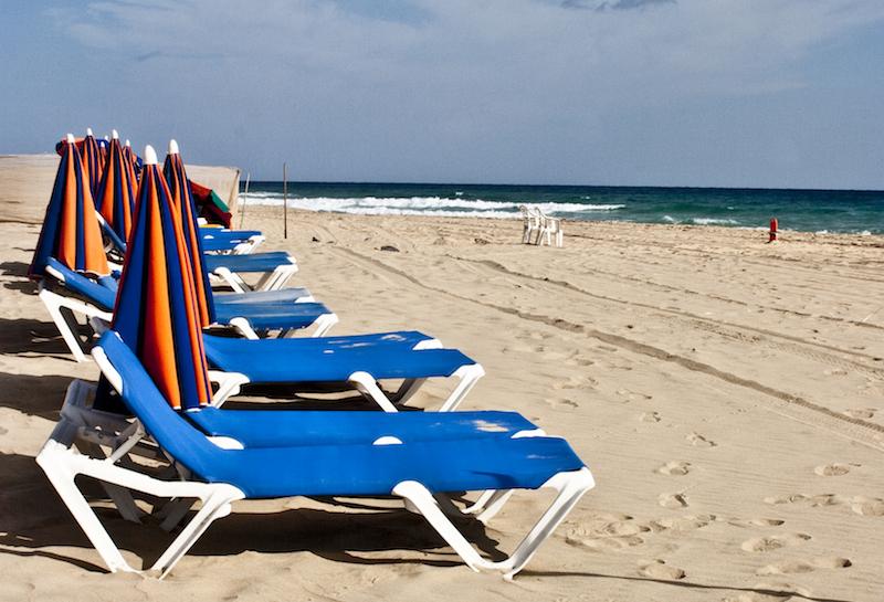 Fuerteventura, Jandia, Playa del Matoral. Photo: Stillman Rogers