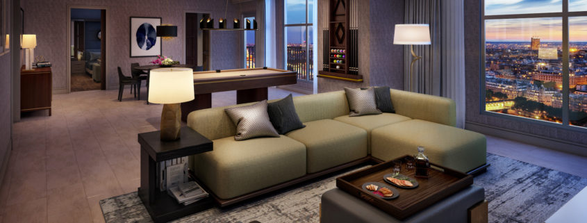 AC Hotel, Presidential Suite. Photo: Northpoint Hospitality