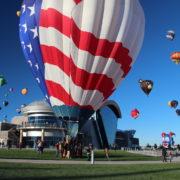 Albuquerque, International Balloon Museum © International Balloon Museum